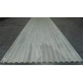Telha Transparente PP Leitosa 0,50cm X 2,44m